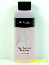Artistic Colour Gloss Gel Remover Soak Off Nail Product 118 ml - 4 fl Oz
