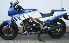 YAMAHA FZ750 RESTORATION PAINTWORK DECAL SET 3