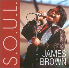 S.O.U.L. by James Brown (Godfather of Soul) [NEW CD]