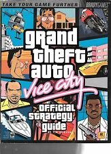 Grand Theft Auto: Vice City Signature Official Strategy Guide PB 2002