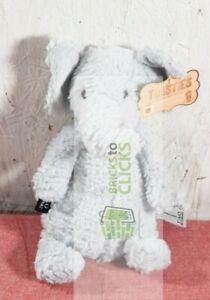 """FAO Schwarz Toasties 12"""" Stress Relief Toy Plush - Elephant"""