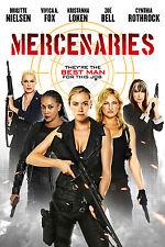 Mercenarie (The Asylum) - Zoe Bell, Vivica Fox, Brigitte Nielsen - DVD Minerva