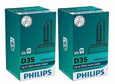 D3S Philips X-treme Vision gen2 Xenon car headlight bulb +150% light 42403XV2C1