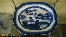Good  Antique Mason's 'Real Old Canton' Meat Platter