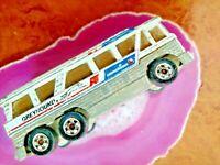 VINTAGE 1979 MATTEL INC HOT WHEELS GREYHOUND BUS MADE IN HONG KONG