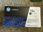 Genuine HP 15A C7115A OEM LaserJet Black Ink Toner Cartridge - NEW in Sealed Box