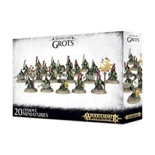 Warhammer Age of Sigmar: Gloomspite Gitz Grots 89-07