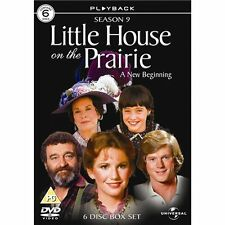 Little House On The Prairie : Season 9 DVD, 2016, 6-Disc Set R4
