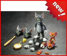 Dasheng Toy TOM & JERRY Action Figure Christmas present New instock
