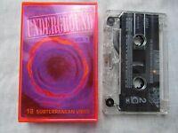 CASSETTE  UNDERGROUND vol 1 18 Subterranean vibes
