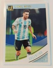 2018-19 Donruss Base Set #88 Lionel Messi - Argentina Qty