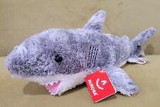 "Aurora Flopsie 8"" Samuel Shark Plush Stuffed Animal"
