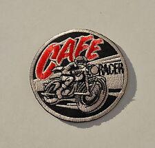 Patch,Cafe Racer,Vintage,Aufnäher,Aufbügler,Triumph,Norton,BSA,Biker,Racing