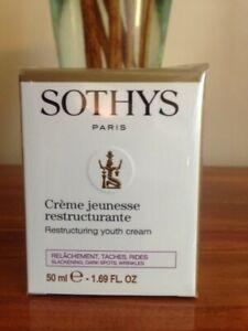 Sothys Crème jeunesse restructurante 50ml Neuf