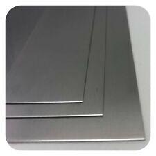EDELSTAHLBLECH V2A 1,4301 1,5 mm x 800 mm x 1000 mm 240 KORN GESCHLIFFEN BLECH