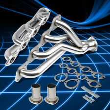 For Chevy Big Block 396 402 427 454 502 V8 4 1 Shorty Exhaust Header Manifold