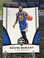 2016-17 Limited #90 Kevin Durant Rare Red Foil Parallel SSP /99 Warriors!!!