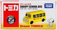 Tomy Dream Tomica 154 Snoopy School Bus 466413