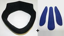 Visera Shubert j1/r1/s1 pro cabezal acolchado + kopfpads XL 60/61 Inner Lining