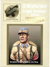 Thunderbird Miniatures 1:9 SA Oberscharfuhrer Gruppe Hochland 1933 Resin #TB9001