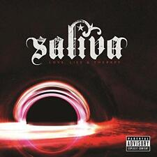 Saliva - Love, Lies And Therapy (NEW CD)