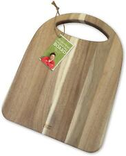 Jamie Oliver Professional Large Wooden Wood Chopping Board - Acacia 38cm x 29cm