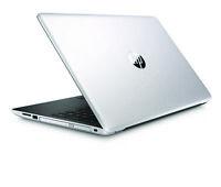 """HP 15-bs060wm Jaguar 15.6"""" HD Touchscreen i3-7100U 2.40GHz 8GB RAM 1TB HDD Win"""