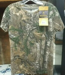 Browning Wasatch Realtree Women's Short Sleeve T Shirt