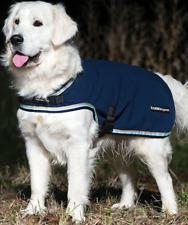 Horseware RAMBO WATERPROOF FLEECE Dog Rug Wicking Warm Coat Black/Navy XXS-XXXL