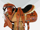 CUSTOM MADE BARREL RACING TRAIL HORSE WESTERN SADDLE 15 16 PLEASURE TACK SET