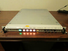 Harris VW-3 Synchronizer Tested Powers Up Rack Mount 19-Inch With Slider Rails