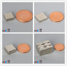 N52 95mm 127mm 38 12 Rare Earth Neodymium Square Block Magnets