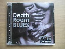 "2CD ""Death Room Blues"" Ledbetter Broonzy Johnson Bechet Estes Armstrong McTell"