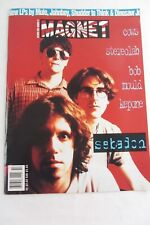 Magnet Magazine w/Flexi-Disc The Family Cat, Bob Mould, Stereolab, Sebadon, Cows