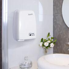 Händetrockner Elektrisch Handtrockner Wandmontage 1000W Toilette Weiß
