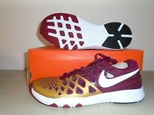 New Nike Train Speed 4 Amp FSU Seminoles training Shoes sz 13