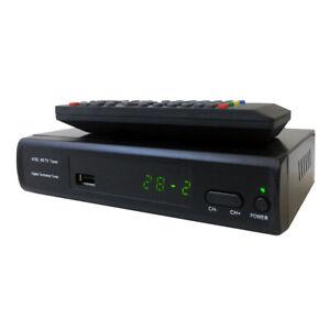 Premium Digital ATSC HD TV Tuner For Air Broadcast Channels