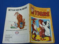 IL TIGRE ANNO II NUMERO 15 OMAGGIO ESSO Ed. SIRIO 1966 - BUONO + !!