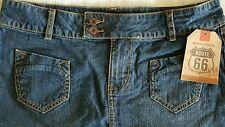 Mini Jean skirt (ROUTE 66) Size 7/8 08-10034