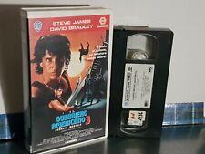 IL GUERRIERO AMERICANO 3. RARA VHS.