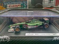 1/43 Jaguar Racing R2 Eddie Irvine 2001 by Hotwheels