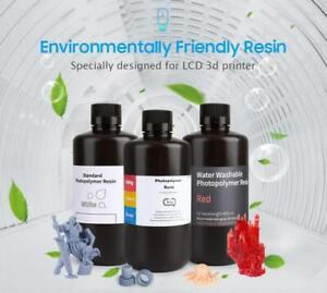 Resin 3d Printer UV-Curing Resin 405nm  Photopolymer LCD 1000ml Printing