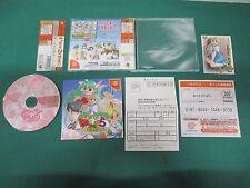 SEGA Dreamcast -- NET DE PARA -- spine card. DC. JAPAN. GAME. Work. 29884