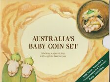 *1996 Australian Scarce Baby mint set (Type2)*