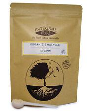 Shatavari Powder | Organic Certified | Asparagus Powder | 1 gram scoop included