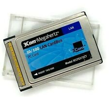 3Com Megahertz 3Ccfe575Ct 10/100 Ethernet Lan CardBus Pcmcia Laptop Network Card