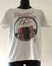 Panic at the Disco 2013 Tour T Shirt White Size M