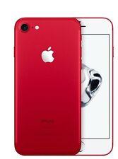 IPHONE 7 de 128gb Rojo - RED EDITION - FACTURA - PRECINTADO - GARANTÍA COMPLETA