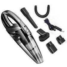 Portable Vehicle Car Vacuum Cleaner Handheld Rechargeable Wet & Dry Home Tool