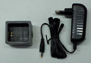 Rollei System 6000 Schnell-Ladeeinheit für Akku-Pack